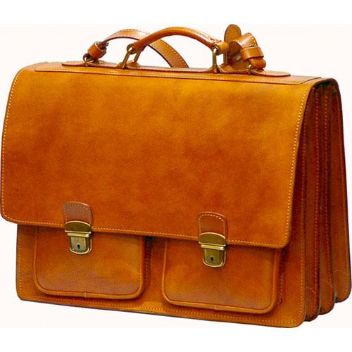 Cartelle e borse professionali in cuoio -leather briefcase-